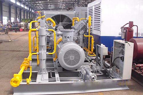 首页 产品介绍 往复式工艺压缩机 vf型压缩机  产品介绍 产品参数图片